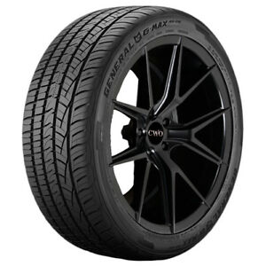 2 New 255 35zr19 General G Max As 05 96w Xl Tires