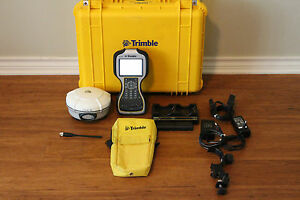 Trimble R8 Model 3 Gps Gnss Glonass Base Or Rover Receiver W Tsc3 Access 2017