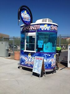 Snowie Shaved Ice Building