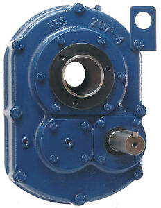 Shaft Mount Speed Reducer Txt615 Dropin For Dodge Size 6 15 1 Ratio Gearbox New