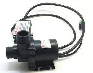 Dc Brushless Water Pump oil Pump Speed Adjustable 3600l h Dc50a 2450a Brand New
