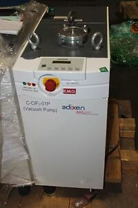 Alcatel Adixen Ads602lm Dry Vacuum Pump Perfect