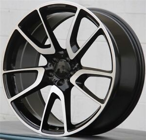 4 21x9 5 5x112 Wheels Tires Pkg Benz Gl Class Gl450 Ml350 Ml500 Ml550 Gl350