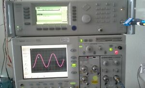 Agilent 86112a 20 Ghz Plug in Working For Agilent 86100 Series Oscilloscopes