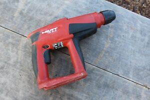 Hilti Te 2 a Hammer Drill Sds Cordless 24volts Tool Only
