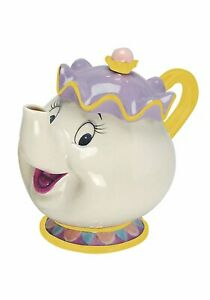 Vandor Beauty And The Beast Mrs Potts Sculpted Ceramic Teapot