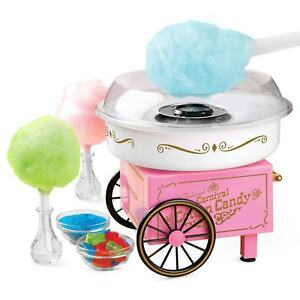 Nostalgia Pcm305 Vintage Collection Hard And Sugar free Candy Cotton Candy Maker