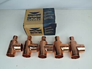 Copper Tee In Stock | JM Builder Supply and Equipment Resources