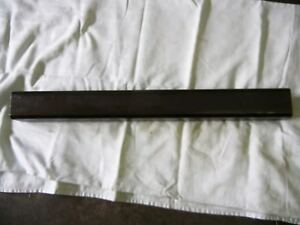 Low Carbon Steel Square Tubing 3 Square X 1 4 Wall X 28 1 4 Long