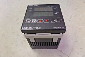 Love Controls Temperature Controller Display Meter Model 26133 Series 2600