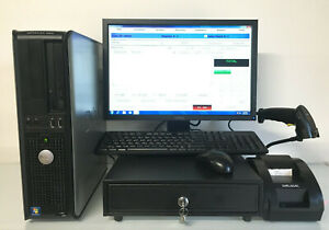 Pos Entry Level Complete Turnkey Point Of Sale System W Technical Support
