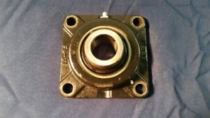 Cissell Parts Tu10850 Flange Bearing Dry Cleaning Dryer Tumbler Shaft Trunion
