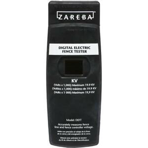 Zareba Digital Electric Fence Tester