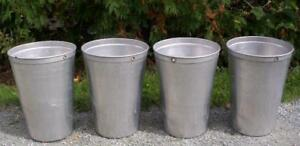 15 Greatt Aluminum Sap Buckets Maple Syrup Bucket W W