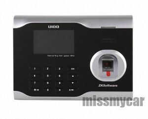 Zksoftware Fingerprint Attendance Time Clock tcp ip usb Management Software