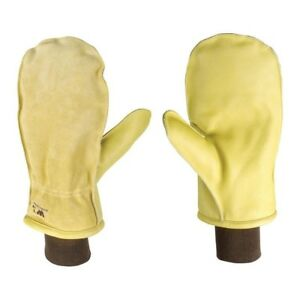 Wells Lamont Palomino Men s Large Cowhide Leather Winter Mittens
