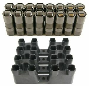 New Ls7 Ls2 16 Gm Performance Hydraulic Roller Lifters 4 Guides 12499225 Hl124