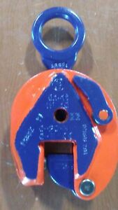 crosby Ip10 1ton Inter Product Holland Plate Lifting Clamp grip 0 3 4