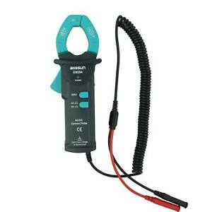 Handheld Ac dc Current Probe Cat Iii Max Input 400a Multimeter Safety Test