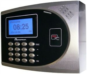 Acroprint Time Clock Tq600hid