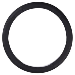 Toyota Aurion Corolla Camry Genuine 100 Leather Steering Wheel Cover 37 38cm