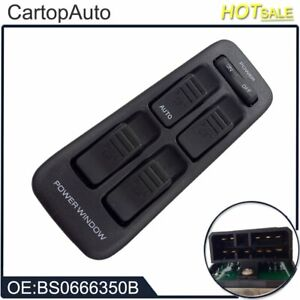 Left Hand Driver Master Switches Power Window Switch Bs0666350b For Mazda Bg