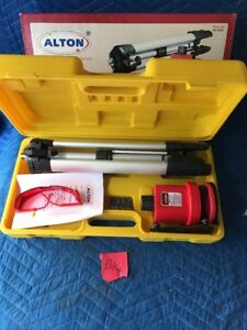 Alton Professional Multi beam Rotary Laser Level Kit at 13221 Complete