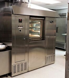 Roto flex Commercial Rotating Deck Oven Sa564 nat Gas 90 Day Warranty