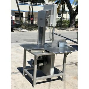 Hobart 5801 Commercial Meat Saw 90 Day Warranty
