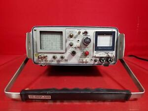 Tektronix 1502 Time Domain Reflectometry Cable Tester Sn R117059