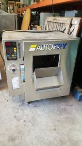 Auto Fry Mti 10 Commercial Hoodless Fryer built In Fire Suppression warranty