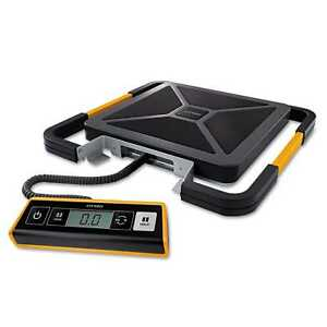 Dymo By Pelouze S400 Portable Digital Usb Shipping Scale 400 Lb