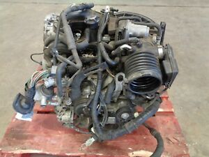 2007 Mazda Rx8 1 3l R2 Rotary 6 port Engine Motor 142k Miles Untested Oem