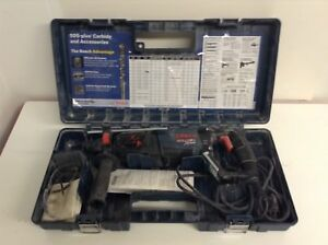 Bosch Bulldog Extreme 11255vsr Rotary Hammer Drill With Case