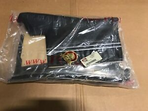 1970 Chevelle Convertible Rear Door Panels Nib Black
