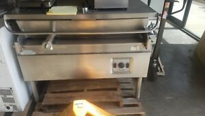Cleveland Tilt Skillet 40 Gallon Sgl 40 tr natural Gas 90 Day Warranty