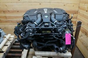 4 4l V8 Twin Turbo N63r Engine Dropout Assembly Bmw 750 G11 G12 2016