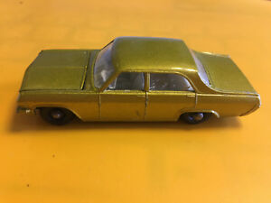 Rare Made in England by Lesney Matchbox Series #36 Opel Diplomat