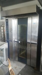 Revent 726 Single Rack Oven one Rack Included natural Gas warranty
