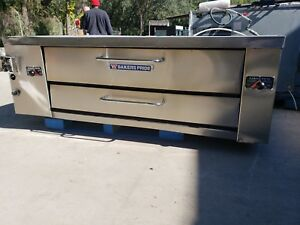 Bakers Pride Y600 Double Deck Ovens gas 60 Day Warranty