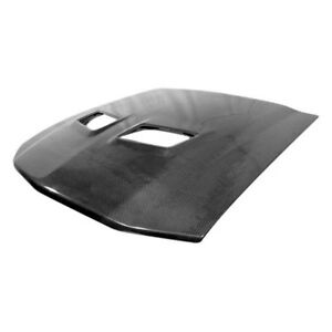 For Ford Mustang 2005 2009 Carbon Creations 104999 Style Carbon Fiber Hood