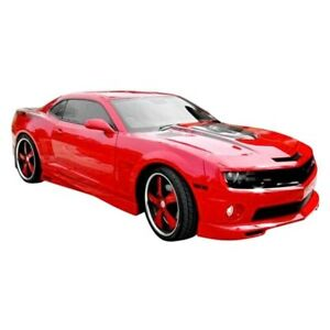 For Chevy Camaro 10 13 Front Bumper Lip Under Air Dam Spoiler Racer Style