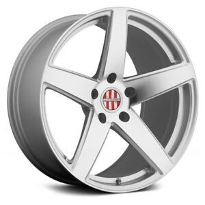 Porsche Cayenne 03 18 Victor Baden Wheels 20x10 50 5x130 Rims Set Of 4