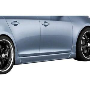 For Chevy Cruze 11 15 Side Skirt Rocker Panels Concept X Style Fiberglass Side
