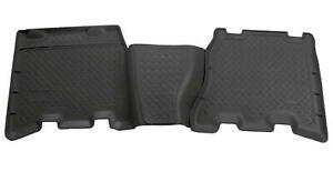 Husky Liners Classic Style Floor Mats 2nd Row Black For Jeep Grand Cherokee