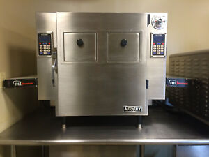 Used Autofry Mti 40c Automatic Ventless Fryer