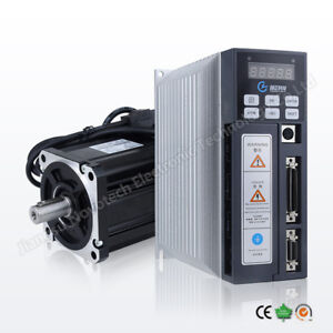 China Cheap Nema 34 Ac Servo Motor 750w 0 75kw With Driver Kit