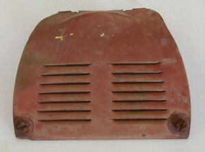 397881r1 International Ih 1256 Cover Front Hood Access