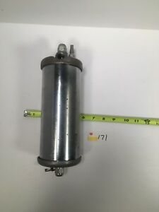 Stainless Steel Oil And Water Separator Vintage