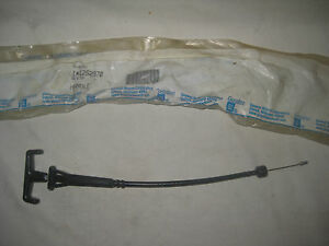 Nos Chevy Caprice Impala 1980 1981 Chevrolet Gm Parking Brake Handle Cable